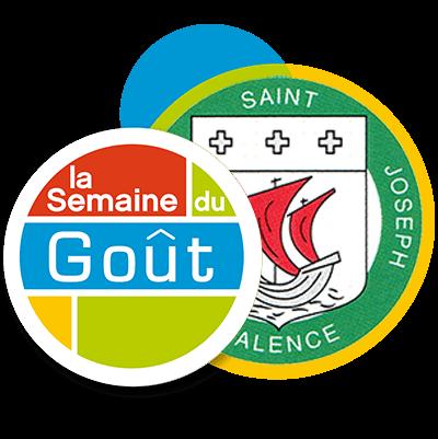 logo semaine du gout ecole saint joseph