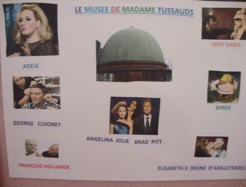 MUSEE THUSSAUD